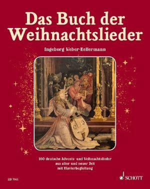 Das Buch der Weihnachtslieder Gesang-Klavier
