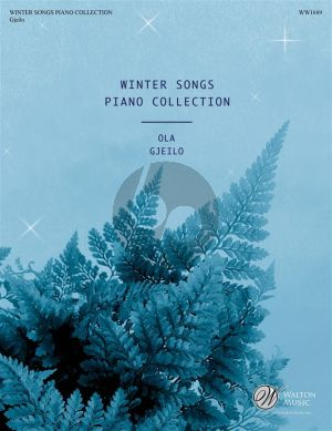 Gjeilo Winter Songs Piano Collection