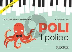 Moretti Poli il Polipo - Introduzione al Pianoforte (Nuova edizione)