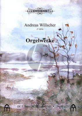 Willscher Orgelwerke Vol.1 (man./ped.)