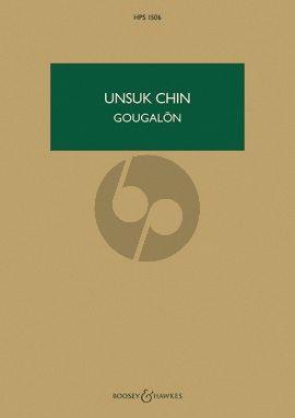 Chin Gougalon (Scenes from a Street Theatre) (Study Score)