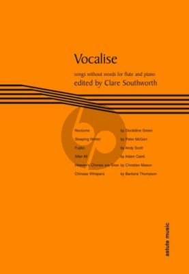 Vocalise - Songs without Words (Flute and Piano) (edited by Clare Southworth)