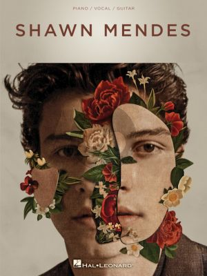 Shawn Mendes Piano-Vocal-Guitar