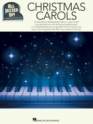 Christmas Carols – All Jazzed Up! Piano