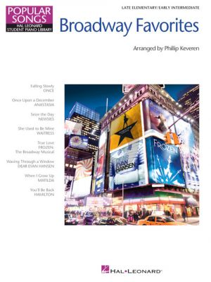 Broadway Favorites – Popular Songs Series (transcr. Phillip Keveren)