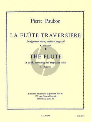 La Flute Traversiere Vol. 1 Debutants