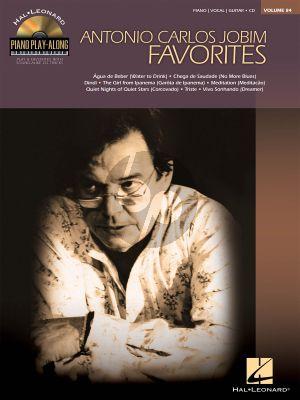 Antonio Carlos Jobim Favorites