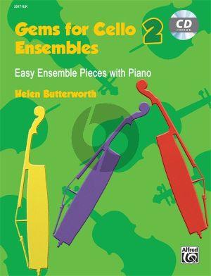 Gems for Cello Ensembles 2
