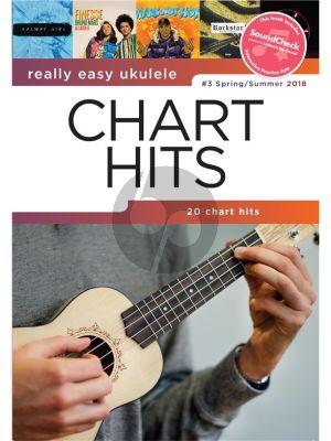 Really Easy Ukulele: Chart Hits 3 (20 Chart Hits from 2018)