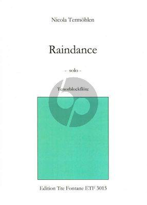 Termohlen Raindance (2013) (Tenorblockflote Solo)