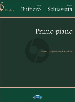 Buttiero-Schiavetta Primo Piano (Metodo per il primi anni del pianoforte)