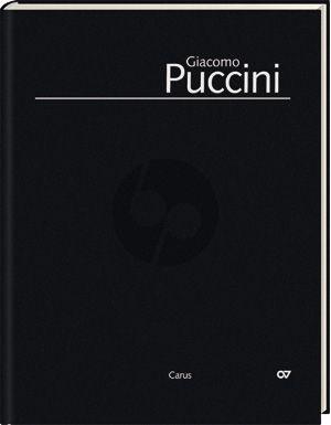 Edizione Nazionale delle Opere di Giacomo Puccini II