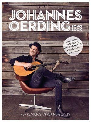 Johannes Oerding Songbook Piano - Vocal - Guitar