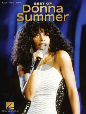 Best of Donna Summer (Piano-Vocal-Guitar)