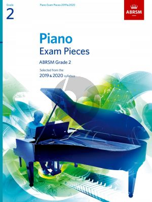 Piano Exam Pieces 2019 & 2020 Grade 2