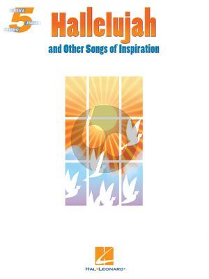 Hallelujah and Other Songs of Inspiration 5 Finger Piano