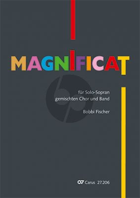 Fischer Magnificat Sopran solo-SATB-Instrumenten (Partitur)