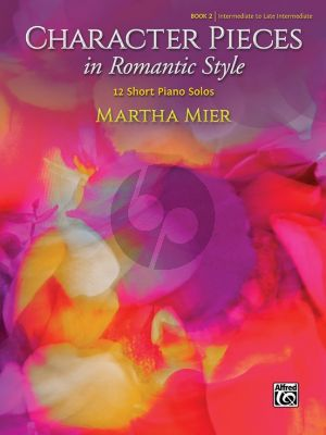 Mier Character Pieces in Romantic Style Book 2 Piano