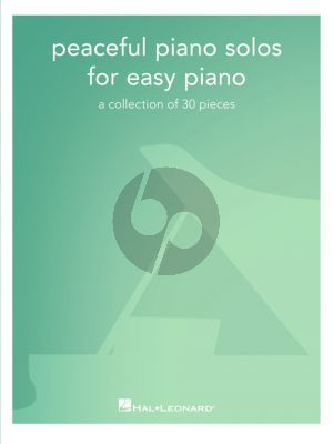 Peaceful Piano Solos for Easy Piano