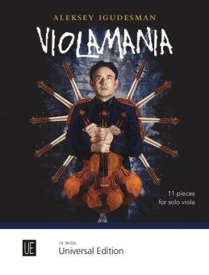 Igudesman Violamania for Viola (11 Pieces for Solo Viola)