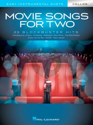 Movie Songs for 2 Cellos (arr. Mark Phillips)