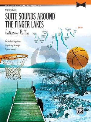 Rollin Suite Sounds Around the Finger Lakes (Intermediate)