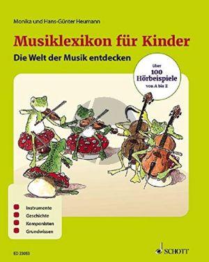 Heumann Musiklexikon für Kinder