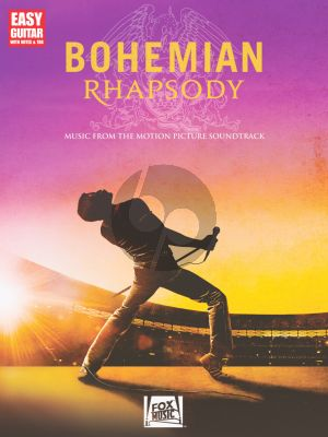 Queen Bohemian Rhapsody Easy Guitar (Music from the Motion Picture Soundtrack)