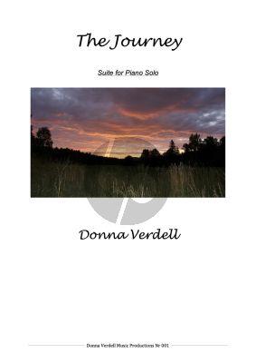 Donna Verdell The Journey Piano Solo