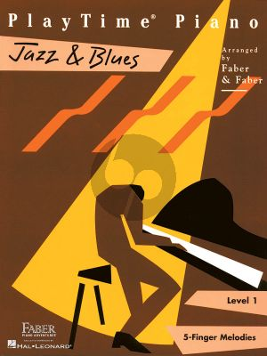 PlayTime® Piano Jazz & Blues