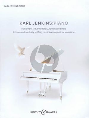 Jenkins Karl Jenkins Piano (Music from the Armed Man, Adiemus and More)