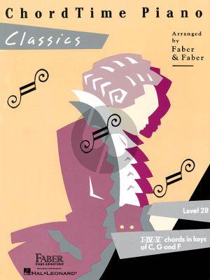 ChordTime® Piano Classics Level 2B