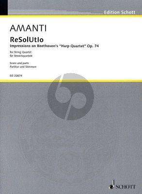 ReSolUtIo String Quartet