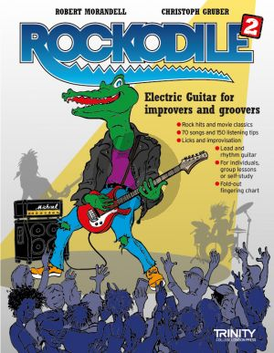 Gruber-Morandell Rockodile 2 Guitar (Electric Guitar for Improvers and Groovers)