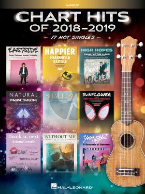 Chart Hits of 2018-2019 for Ukulele