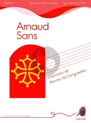 Sans Chanons du Languedoc for 2 Guitars