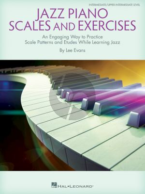 Evans Jazz Piano Scales and Exercises
