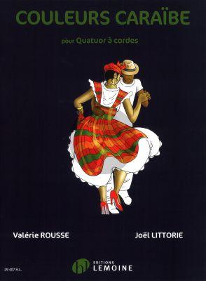 Couleurs Caraibes Quatuor a Cordes