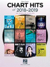 Album Chart Hits Of 2018-2019 Easy Piano