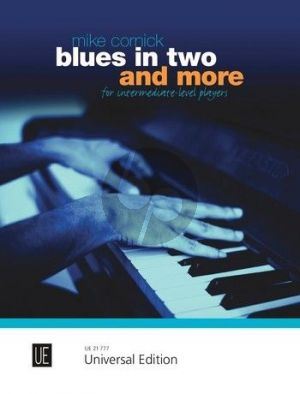 Cornick Blues in Two & More for piano