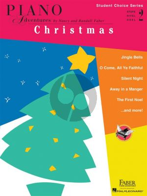 Faber Piano Adventures: Christmas - Level 2 (Student Choice Series)