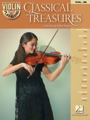 Classical Treasures Violin