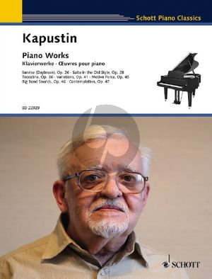 Kapustin Piano Works