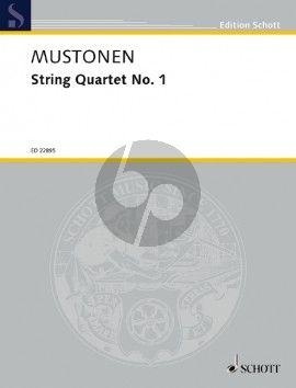 String Quartet No. 1 Score and Parts