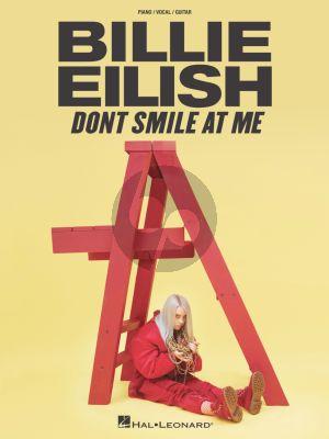 Billie Eilish - Don't Smile At Me (Piano-Vocal-Guitar)