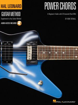 Tatnall Power Chords for Guitar (A Beginner's Guide with 20 Killer Rock Riffs) (Book with Audio online)