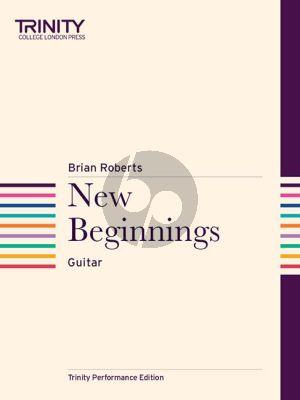 Roberts New Beginnings for Guitar