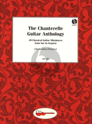 The Chanterelle Guitar Anthology
