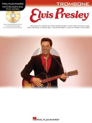Elvis Presley for Trombone