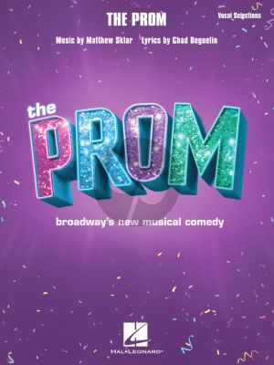 Sklar The Prom Vocal Selections (Broadway's New Musical Comedy)